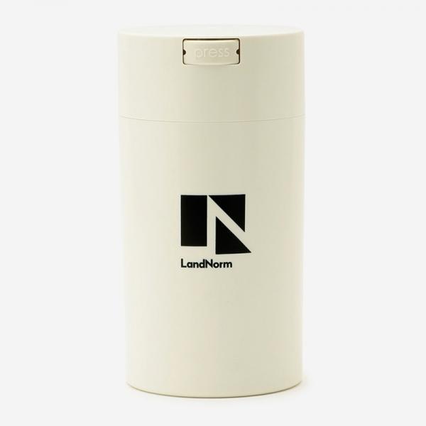 LandNorm CONTAINER Lサイズ 1.3L ホワイト
