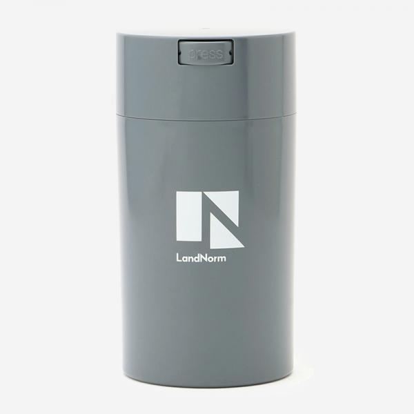 LN CONTAINER Lサイズ 1.3L ブルーグレー
