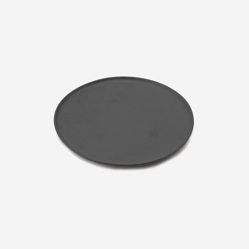 Maria Portugal Terracota PURE PLATE R17cm ブラック