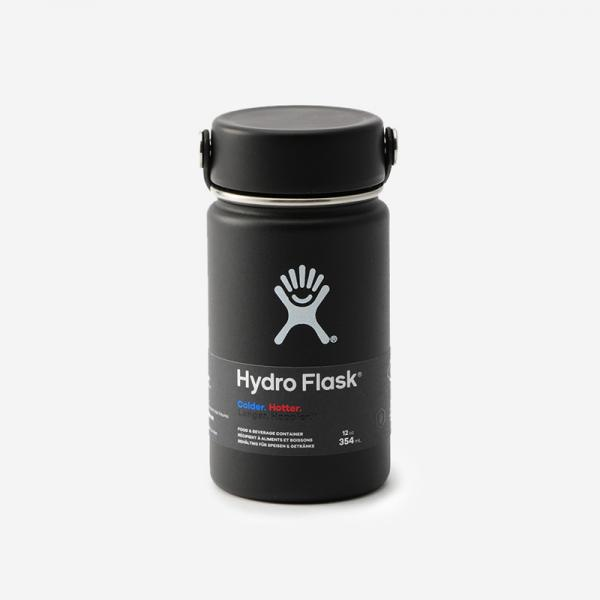 Hydro Flask Hydration 12oz ブラック