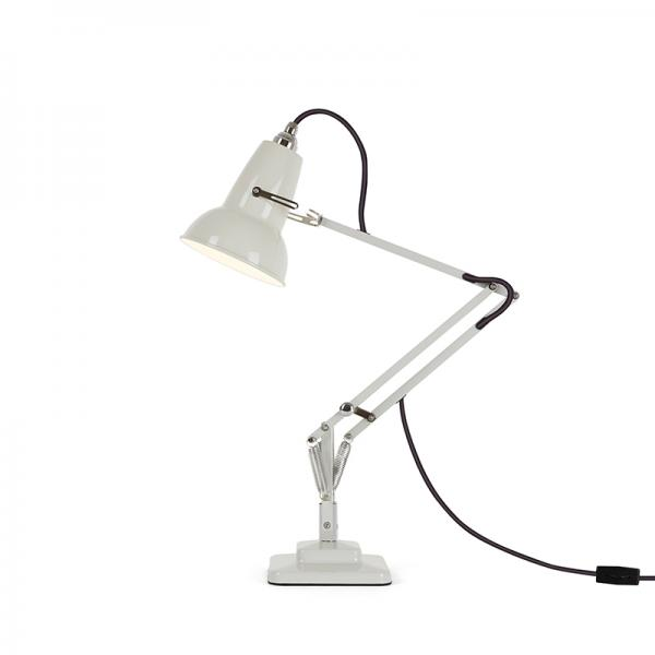 ANGLEPOISE 1227 MINI DESK LAMP LINEN WHITE