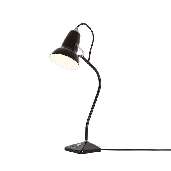 ANGLEPOISE 1227 MINI TABLE LAMP JET BLACK