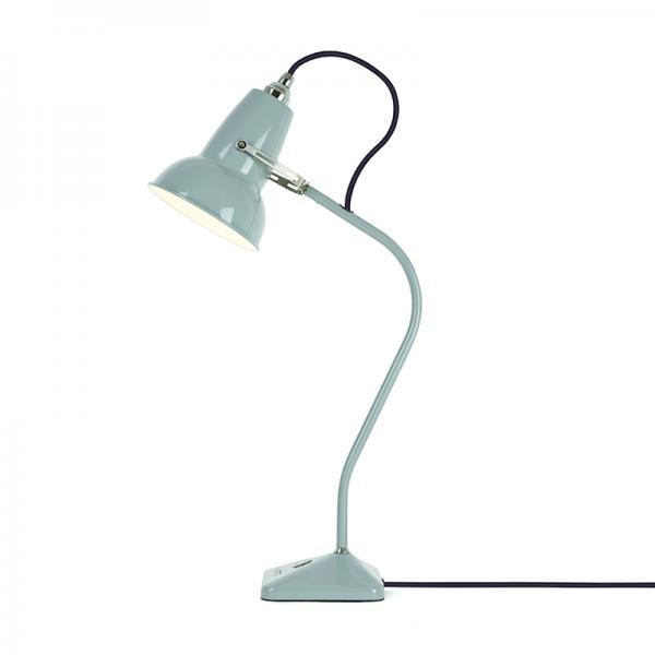 ANGLEPOISE ORIGINAL 1227 MINI TABLE LAMP  DOVE GREY