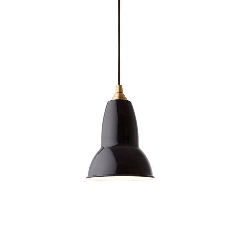 ORIGINAL 1227  BRASS PENDANT DEEP SLATE