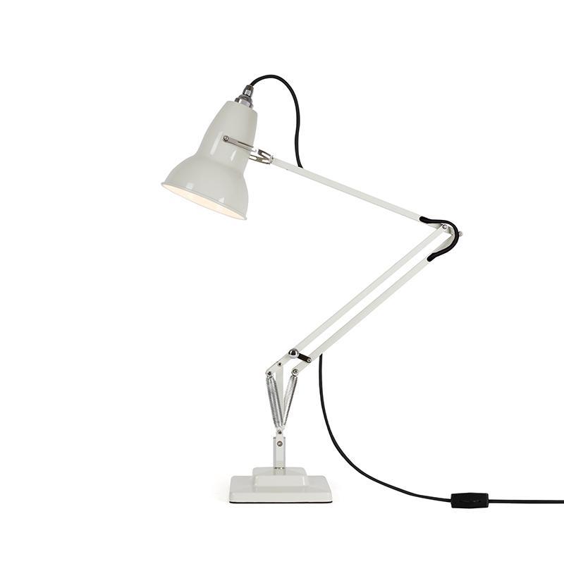 ANGLEPOISE ORIGINAL 1227  DESK LAMP LINEN WHITE