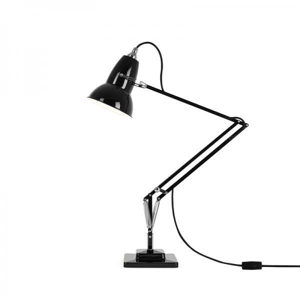 ANGLEPOISE ORIGINAL 1227  DESK LAMP JET BLACK
