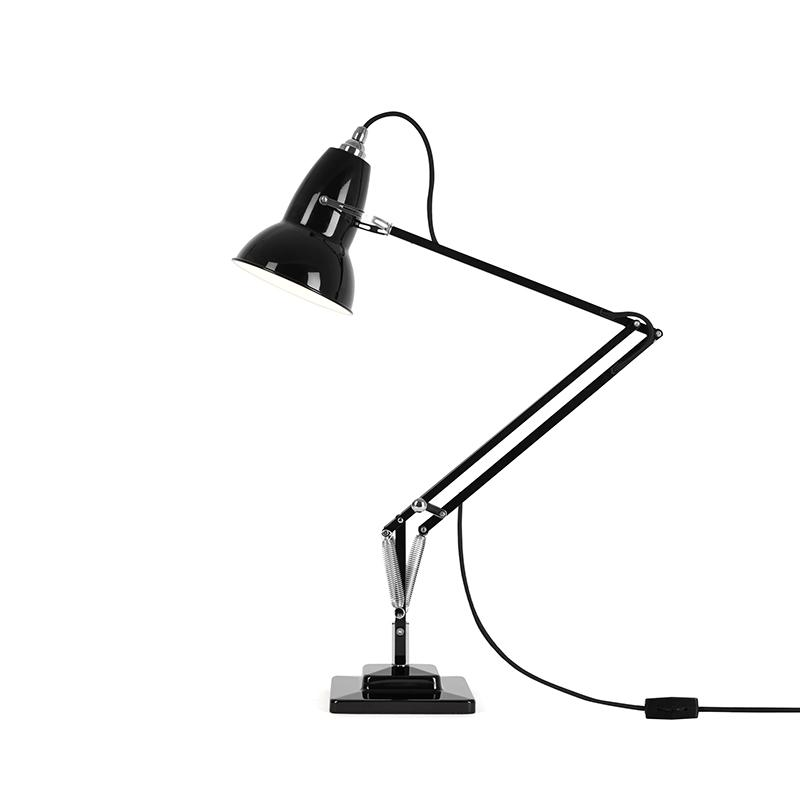 ORIGINAL 1227  DESK LAMP JET BLACK