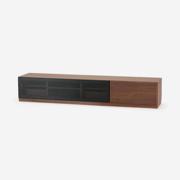 SHINE TVボード ウォールナット W210