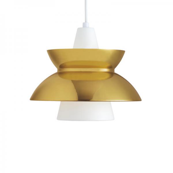 Louis Poulsen DOO-WOP PENDANT LAMP BRASS