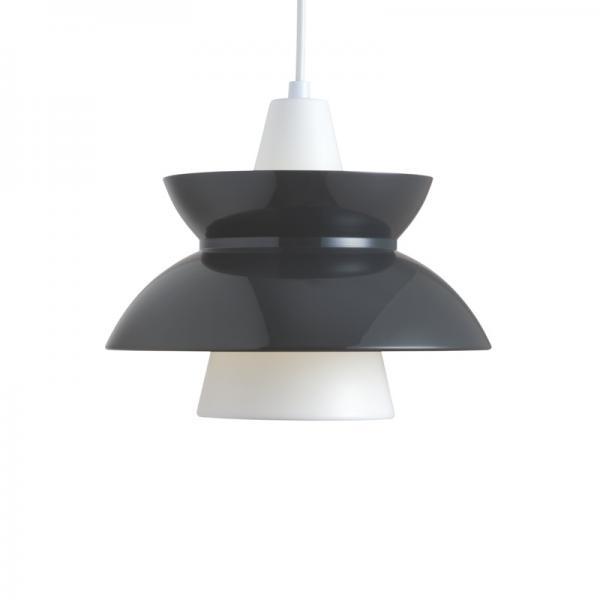 Louis Poulsen DOO-WOP PENDANT LAMP DARK GREY