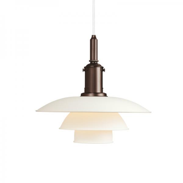 Louis Poulsen PH3 1/2-3 PENDANT LAMP ホワイト