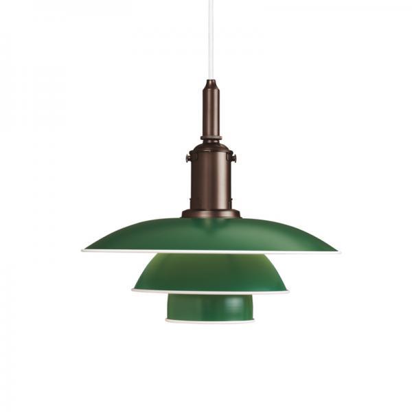 Louis Poulsen PH3 1/2-3 PENDANT LAMP グリーン