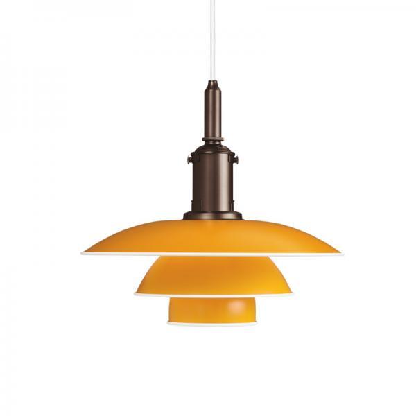 Louis Poulsen PH3 1/2-3 PENDANT LAMP イエロー