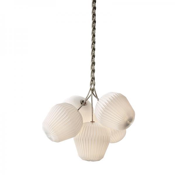 LE KLINT BOUQUET 5 PENDANT LAMP
