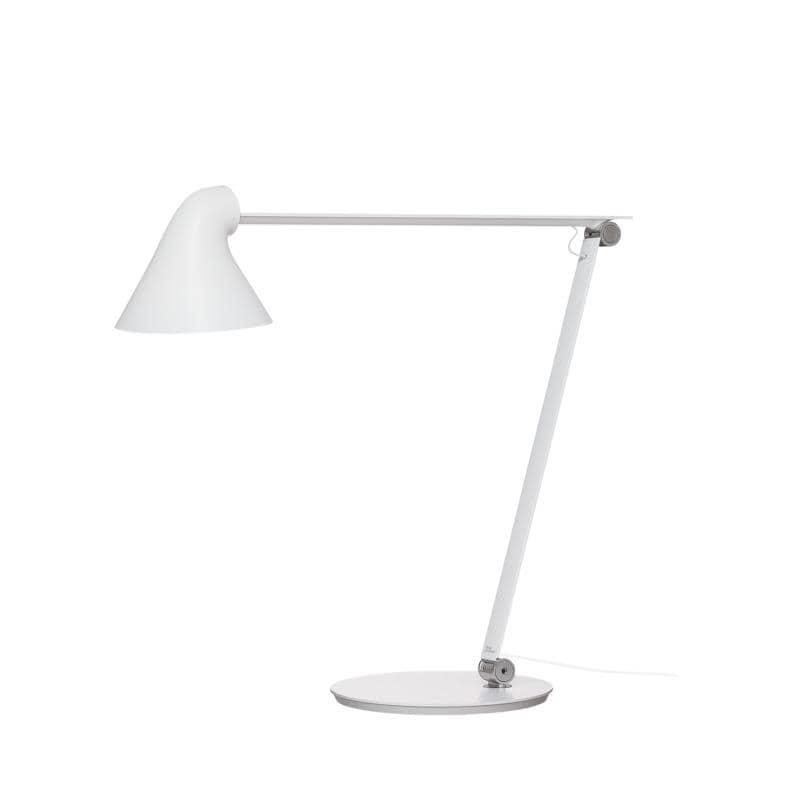 Louis Poulsen NJP TABLE LAMP WHITE