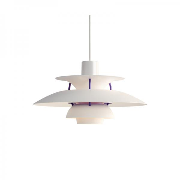 Louis Poulsen PH5 MINI PENDANT CLASSIC WHITE
