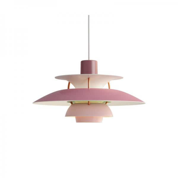 Louis Poulsen PH5 MINI PENDANT ROSE
