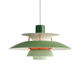Louis Poulsen PH5 MINI PENDANT GREEN