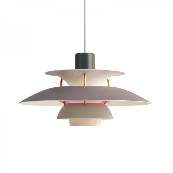 Louis Poulsen PH5 MINI PENDANT GREY