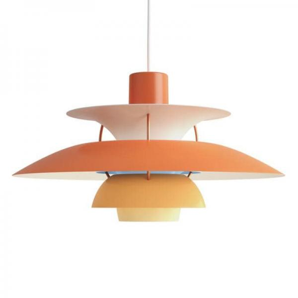 Louis Poulsen PH 5 PENDANT ORANGE
