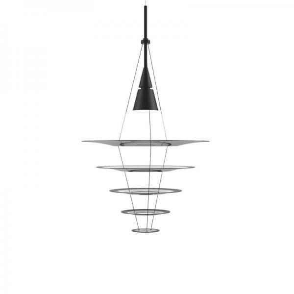 Louis Poulsen ENIGMA 545 PENDANT LAMP ブラック