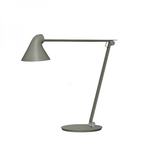 Louis Poulsen NJP TABLE LAMP DARK ALUMI GRAY