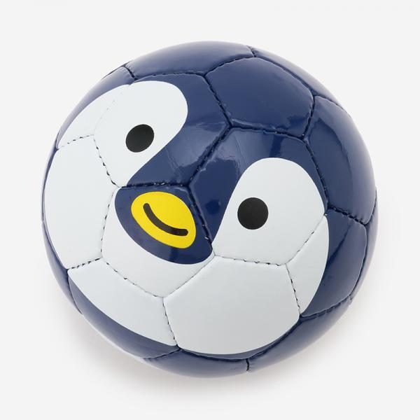 Football zoo ペンギン ミニボール1号球(直径約15cm)