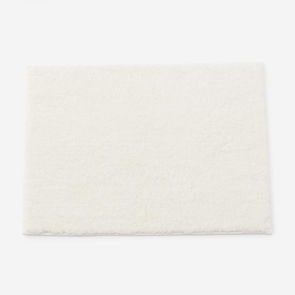 EVERY バスマット ホワイト 50×70cm