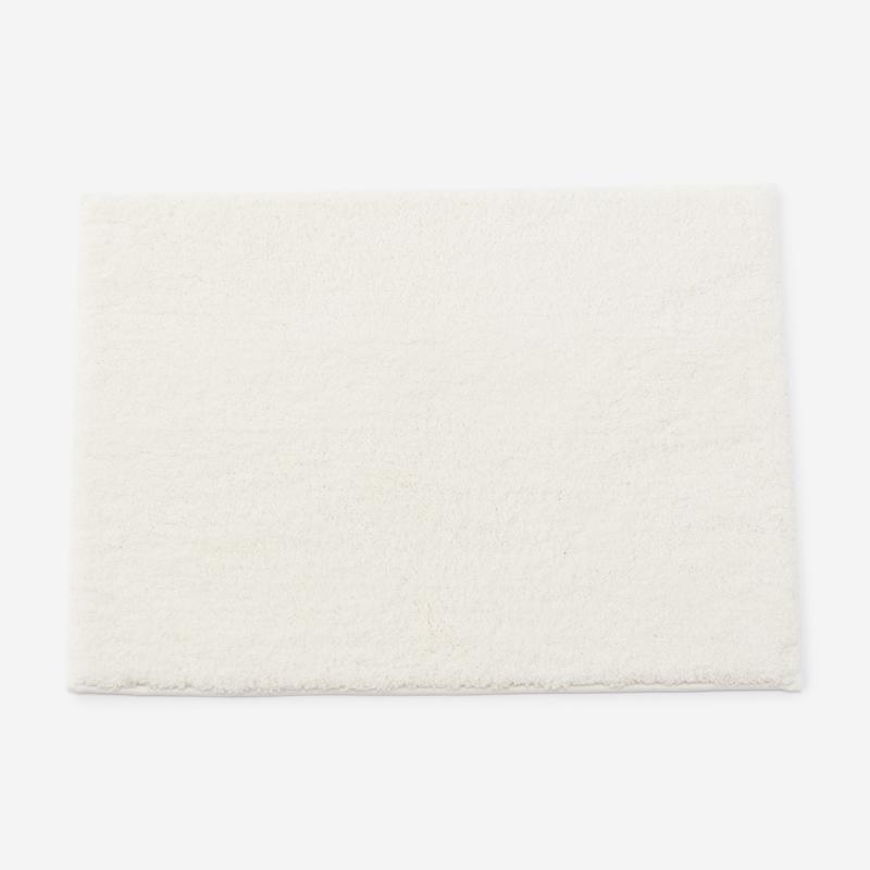 EVERY 18AW バスマット ホワイト 50×70cm