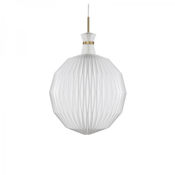 LE KLINT MODEL 101B BRASS  PENDANT LAMP(MEDIUM)