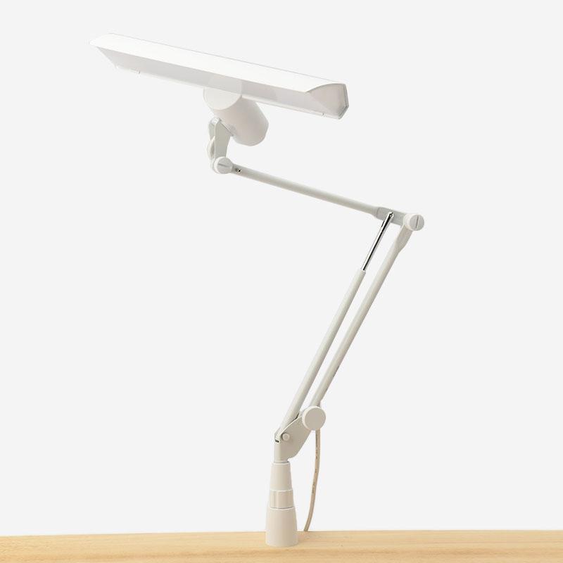 LEDデスクランプ 調光タイプ A13 ホワイト
