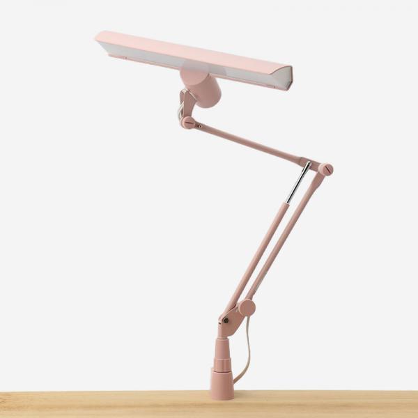 LEDデスクランプ 調光タイプ A13 ピンク