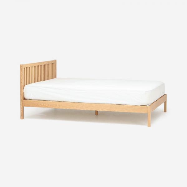 MIMOSA ベッド ダブル HIGH/LOW