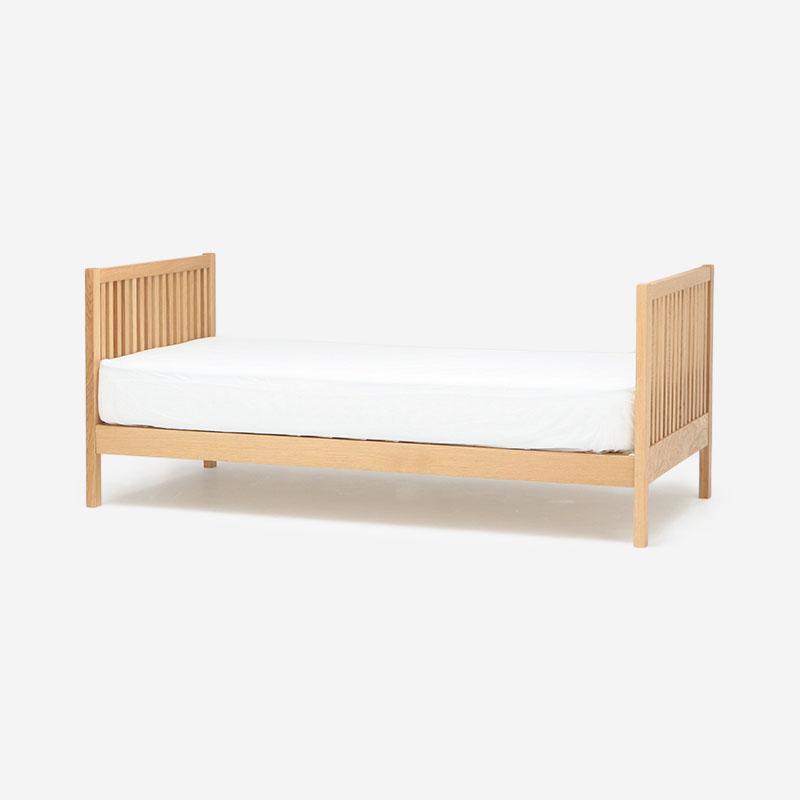 MIMOSA ベッド シングル HIGH/HIGH