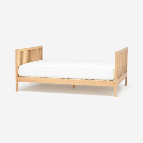 MIMOSA ベッド ダブル HIGH/HIGH