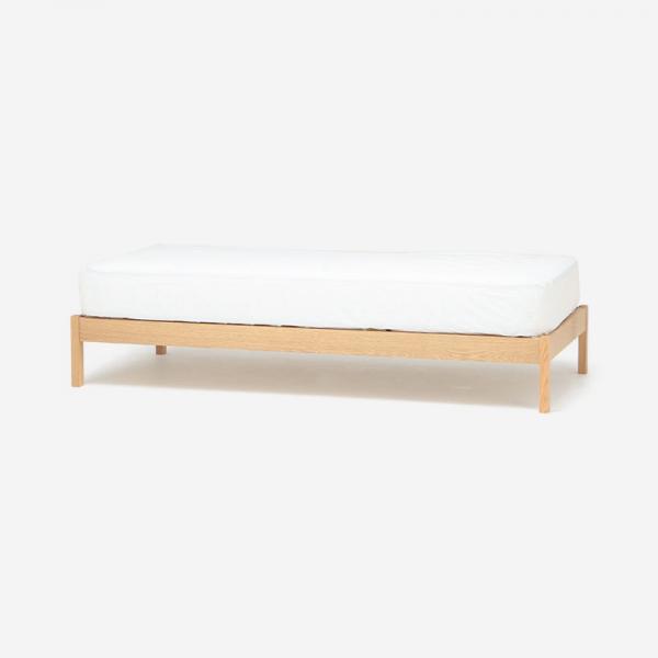 MIMOSA ベッド シングル LOW/LOW
