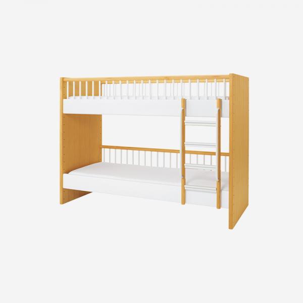 【キャンペーン対象商品】TEMPO BUNK ベッド 突板スノコタイプ