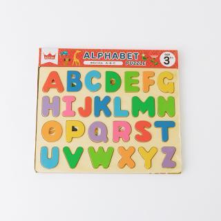 木のパズル A・B・C