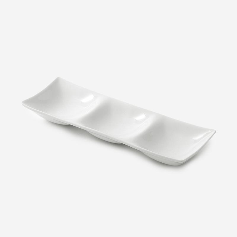 KOWAKE 3つ仕切り皿