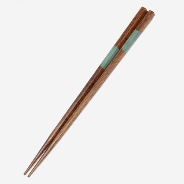 SION箸 六角市松