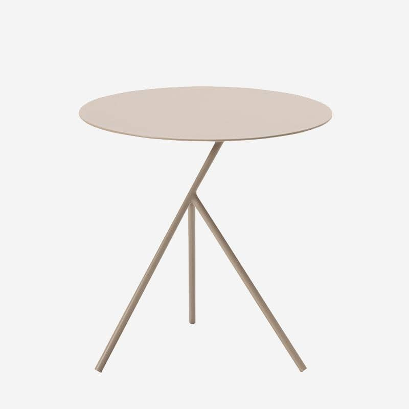 LUNA SIDE TABLE CHAMPAGNE