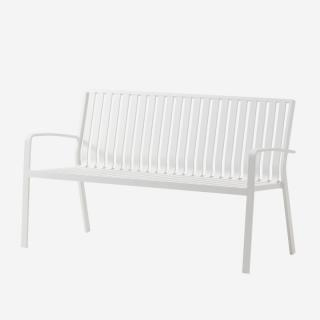 LUNA BENCH WHITE