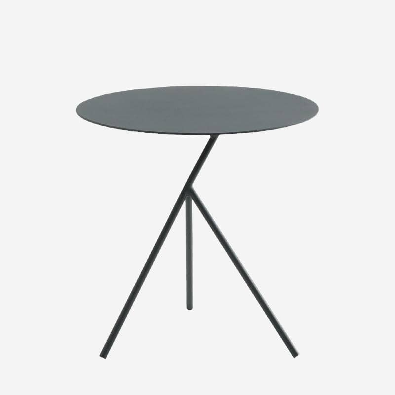 LUNA SIDE TABLE  GRAY