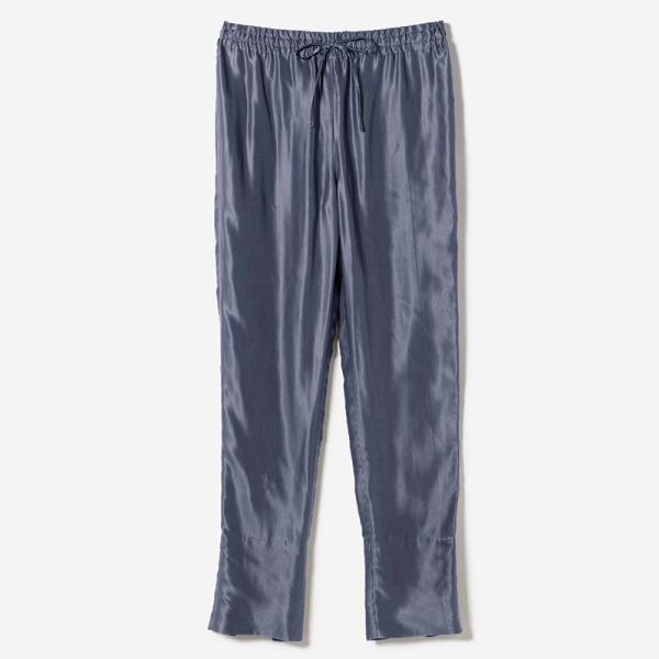 eauk IRIDESCENCE ELASTIC PANTS INFINITY / woman