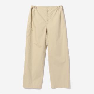 eauk ELASTIC PAJAM PANTS BEIGE/mens