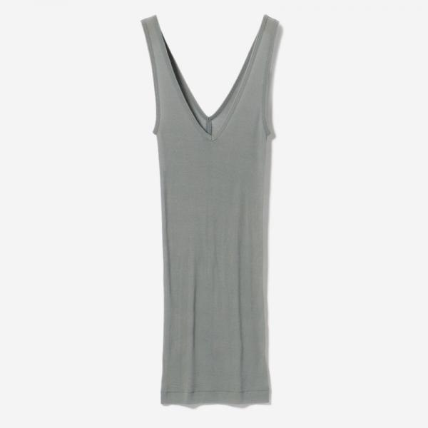 V-NECK SLIM FIT TANK SUI/womens