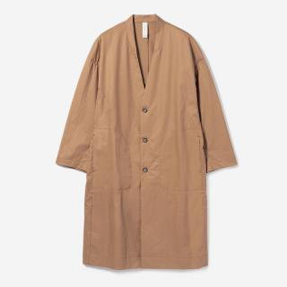 eauk STITCHED CT COAT COPPER/unisex