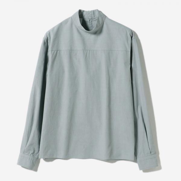 BACK PLACKET SHIRT SUI/womens