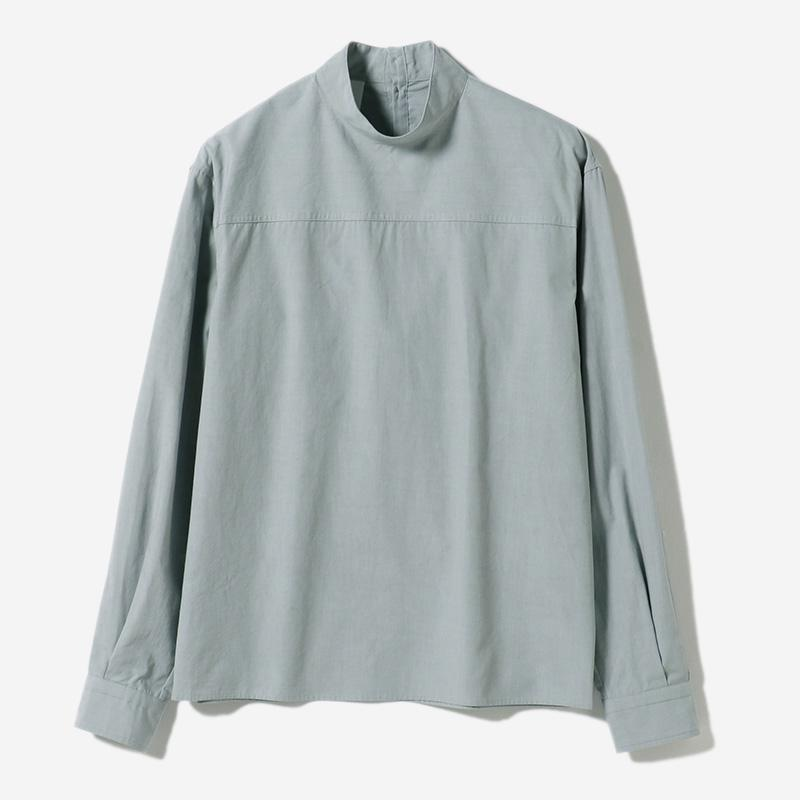 eauk BACK PLACKET SHIRT SUI/womens