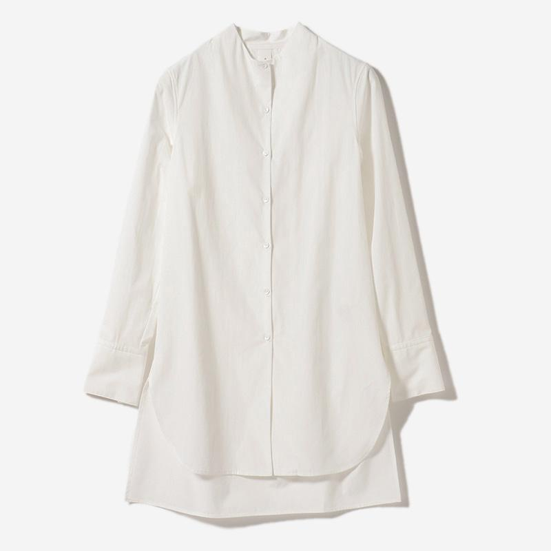 eauk PLANE LONG SHIRT HAKU/womens